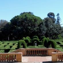 Parc de Laberinto Barcelona