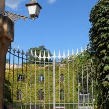 dom markiza Parc de Laberinto Barcelona