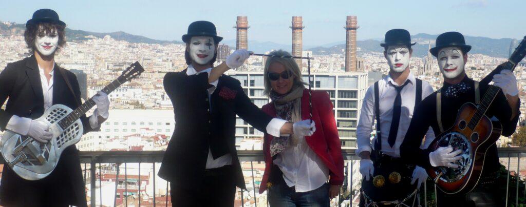 Pectus w Barcelonie
