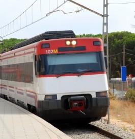 Pociąg Barcelona