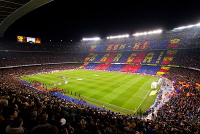 Camp Nou stadion,