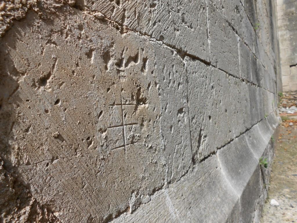 Znaki Kamieniarzy / Klasztor Santes Creus