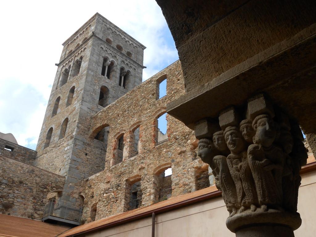 Monasterio San Pere de Rodes