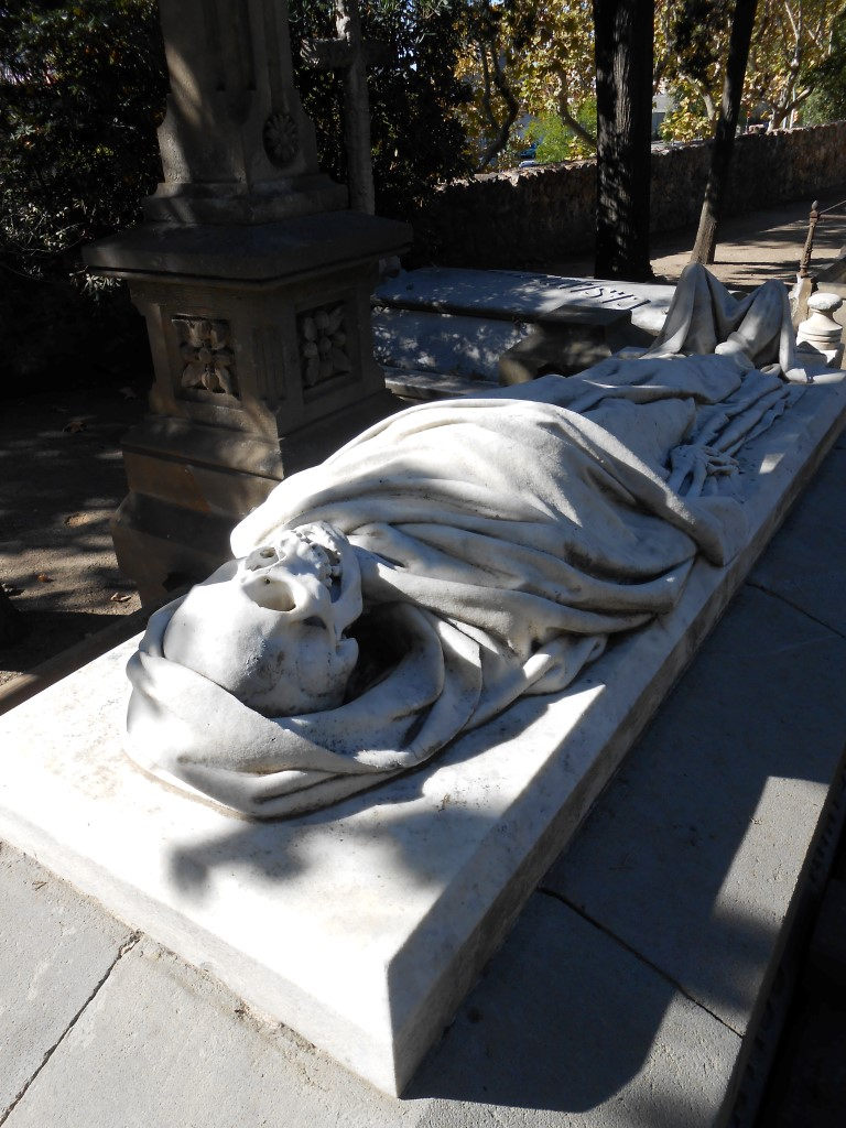 Grob doktora katedry anatomii