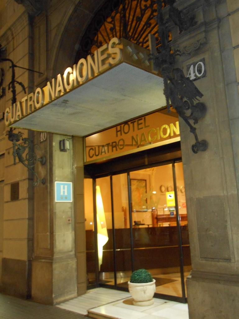 cuatro naciones, barcelon